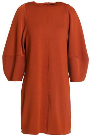TIBI Stretch-ponte mini dress