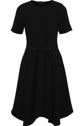 BELSTAFF Flared stretch-crepe dress