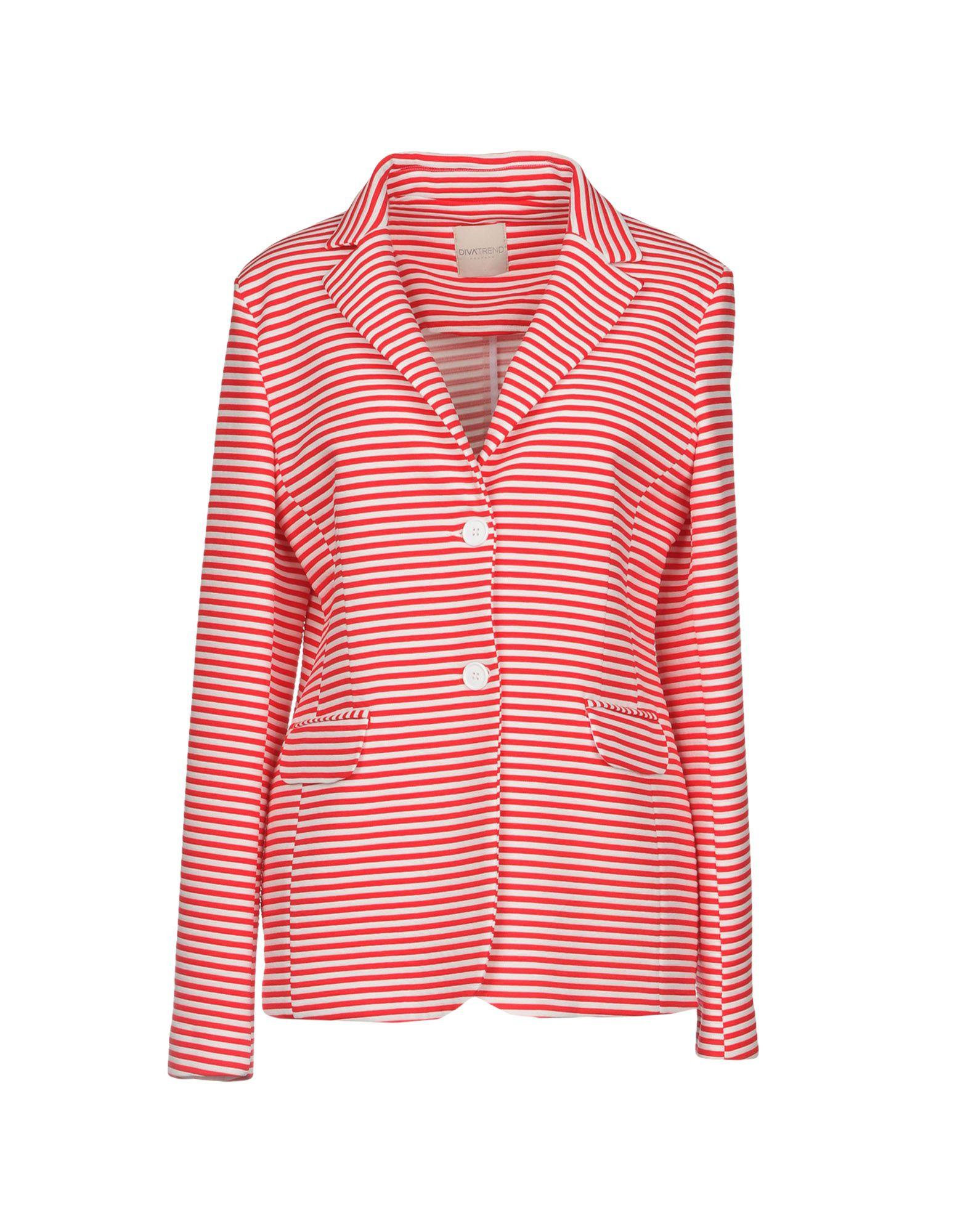 DIVA TREND® Пиджак diva trend® куртка