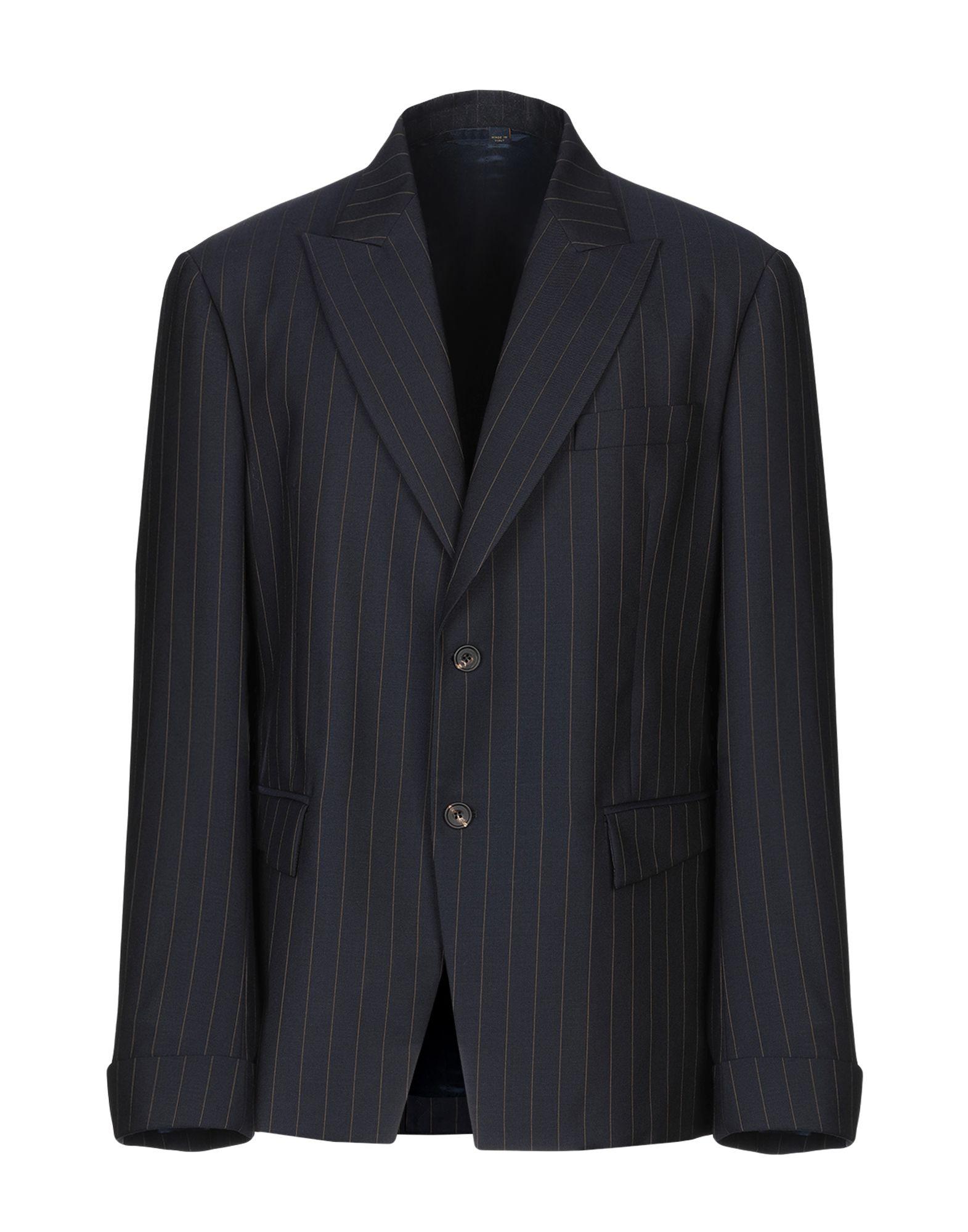 VIVIENNE WESTWOOD MAN Blazer in Dark Blue