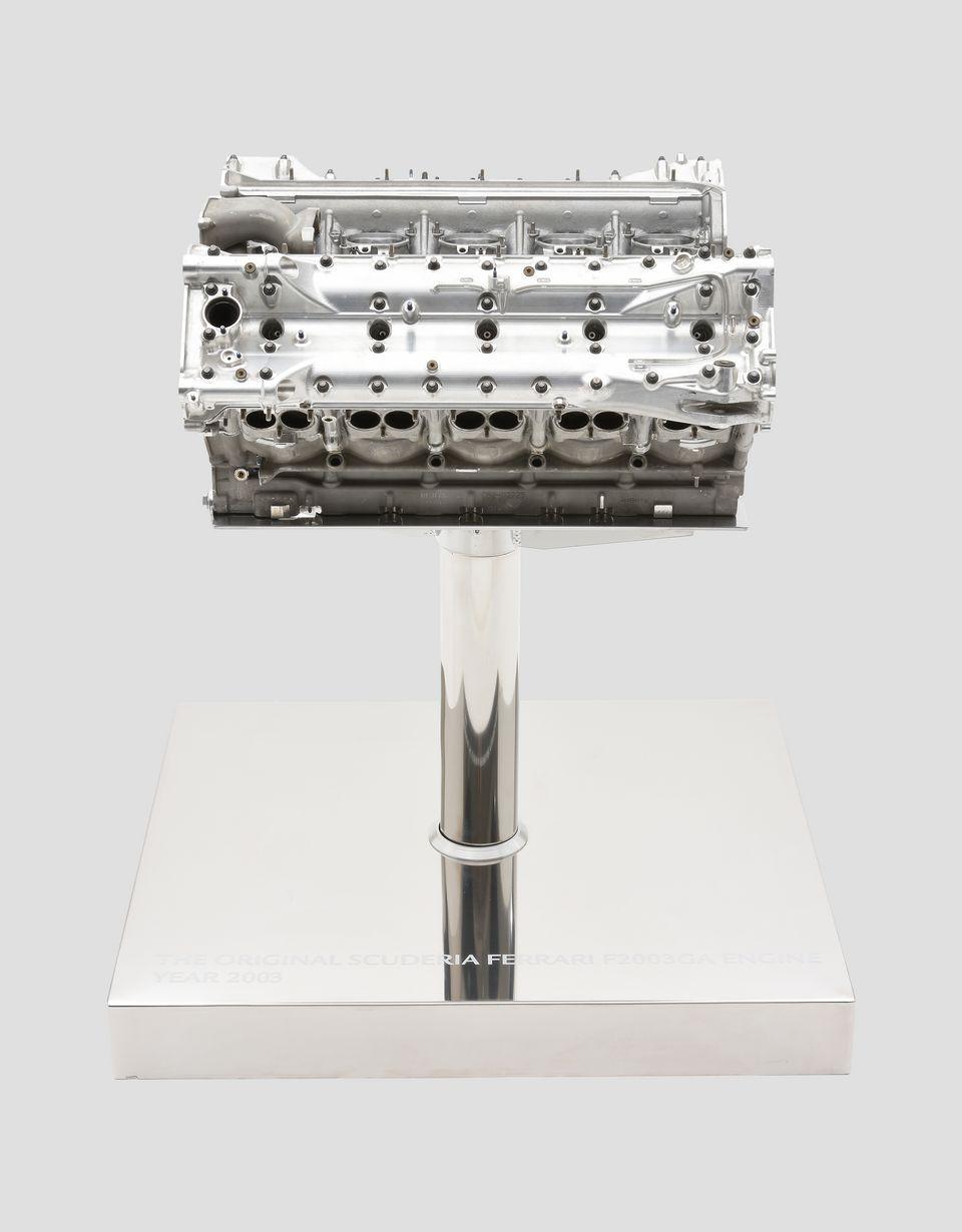Scuderia Ferrari Online Store - Original F2003 GA engine - Memorabilia F1