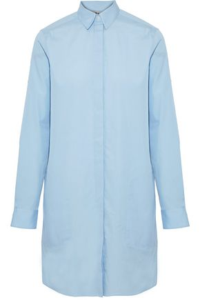 ACNE STUDIOS Sike cotton-poplin mini shirt dress