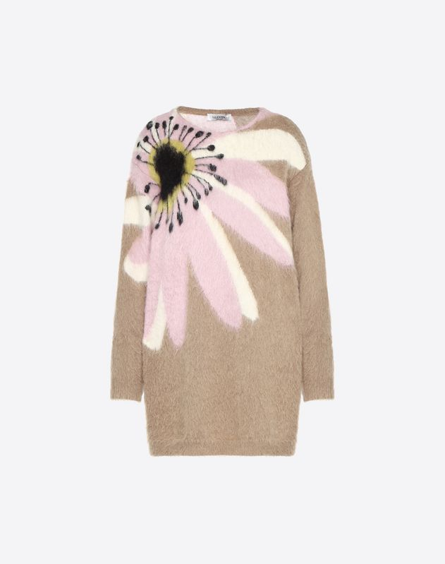 Daisy Embroidered Jumper