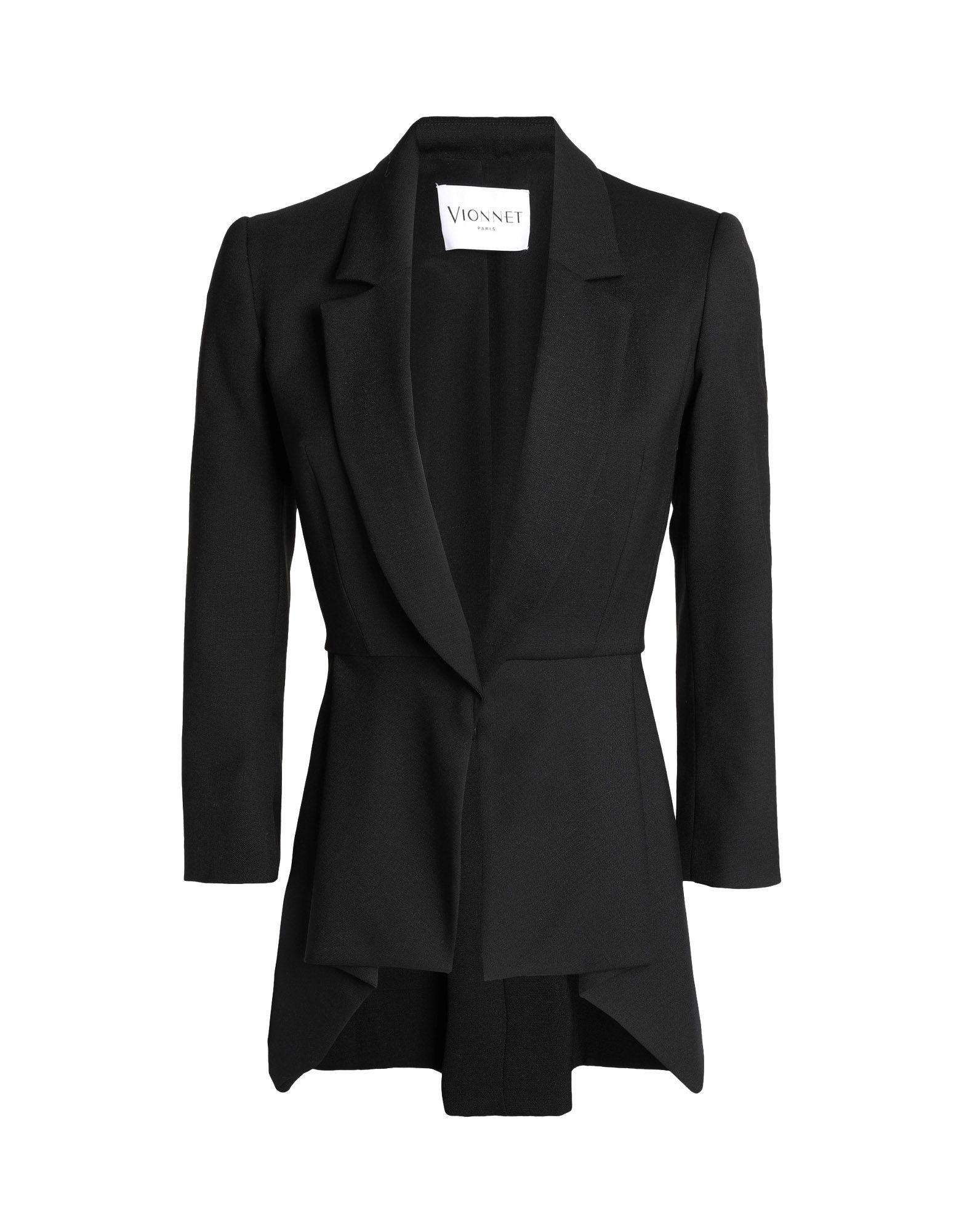 VIONNET Blazer in Black