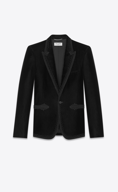 men s blazers saint laurent ysl com