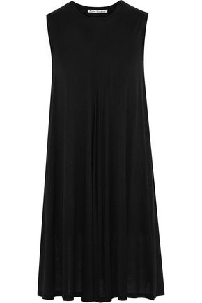 ACNE STUDIOS Tatina draped jersey dress