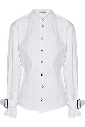 OPENING CEREMONY Cotton-poplin shirt