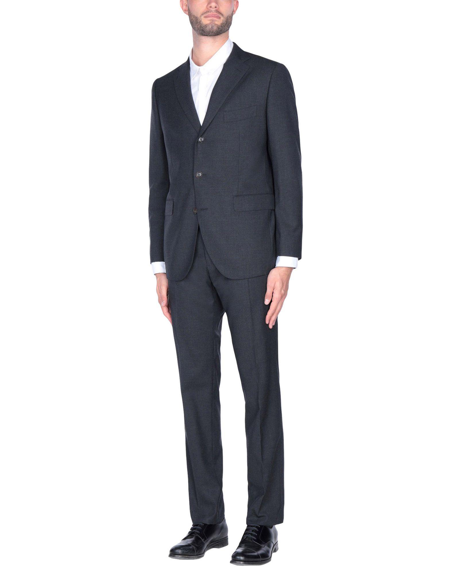 BOGLIOLI   BOGLIOLI Suits 49402325   Goxip