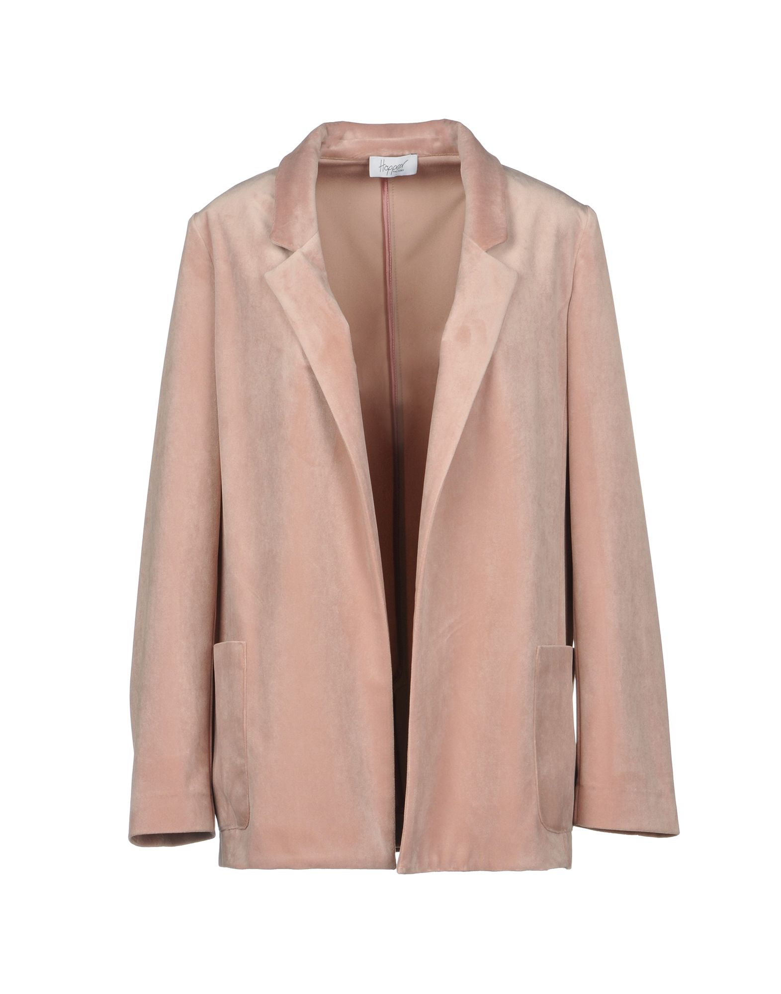HOPPER Blazer in Light Pink
