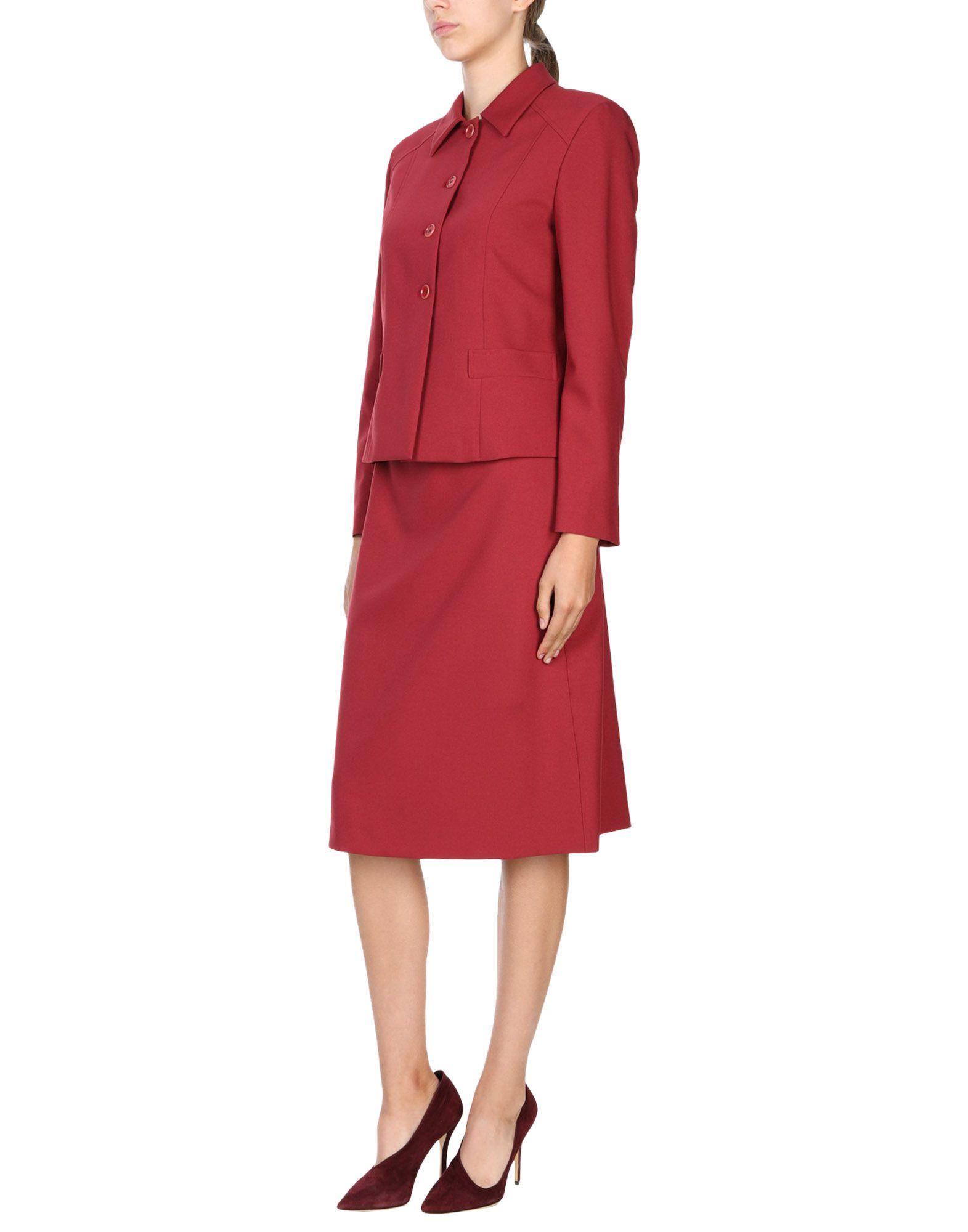 цена LINEAEMME Классический костюм онлайн в 2017 году