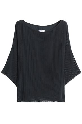 BAILEY 44 Ribbed cotton-knit top