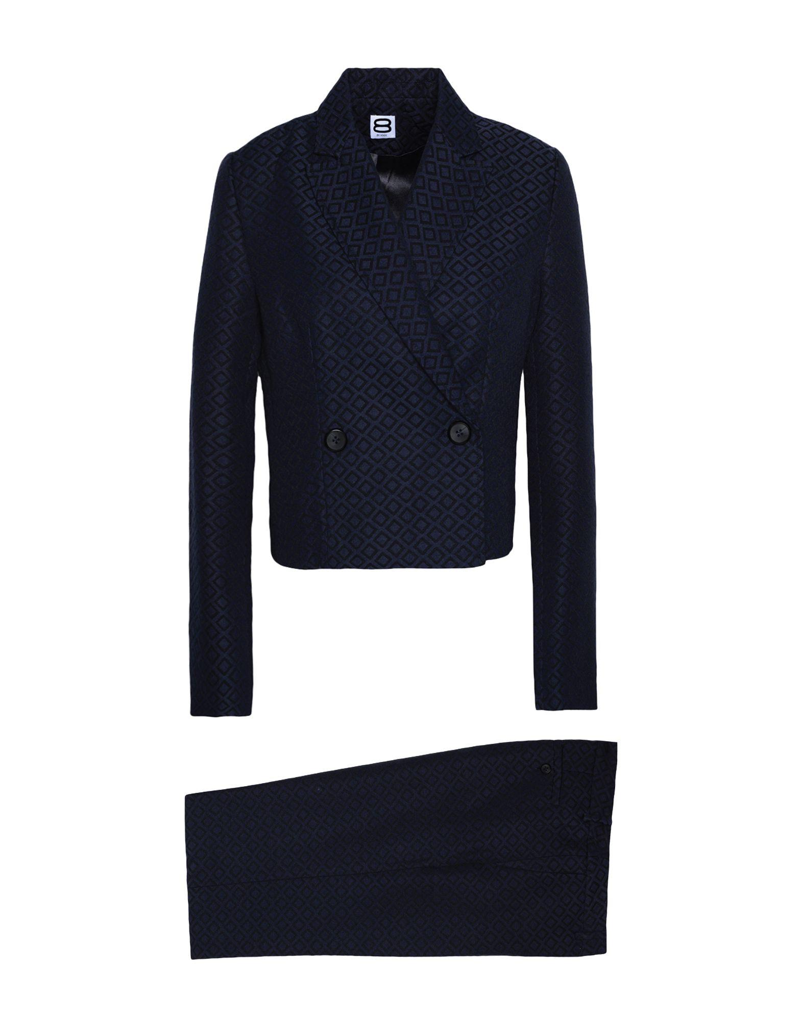 8 by YOOX Классический костюм недорго, оригинальная цена