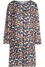 DAY BIRGER ET MIKKELSEN Printed satin mini dress