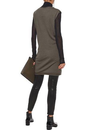 RICK OWENS Cashmere-blend tunic