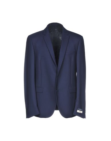 Купить Мужской пиджак REPORTER темно-синего цвета