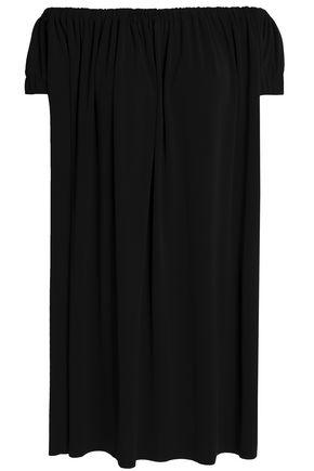 DAY BIRGER ET MIKKELSEN Off-the-shoulder crepe dress