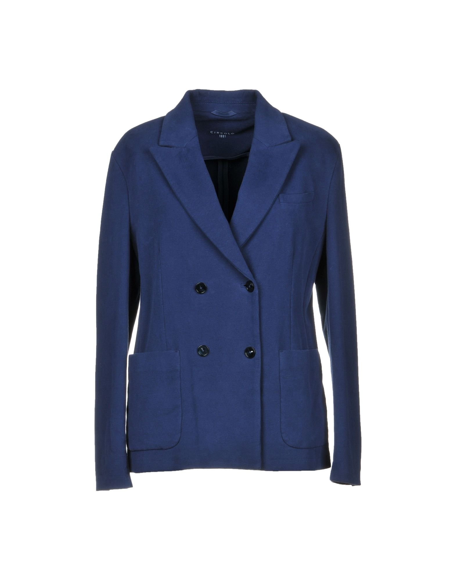 CIRCOLO Blazer in Dark Blue