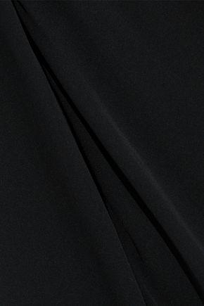 EMILIO PUCCI Silk crepe de chine top