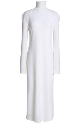 HAIDER ACKERMANN Wool-knit turtleneck midi dress