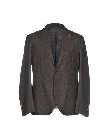 Купить Мужской пиджак REPORTER темно-коричневого цвета