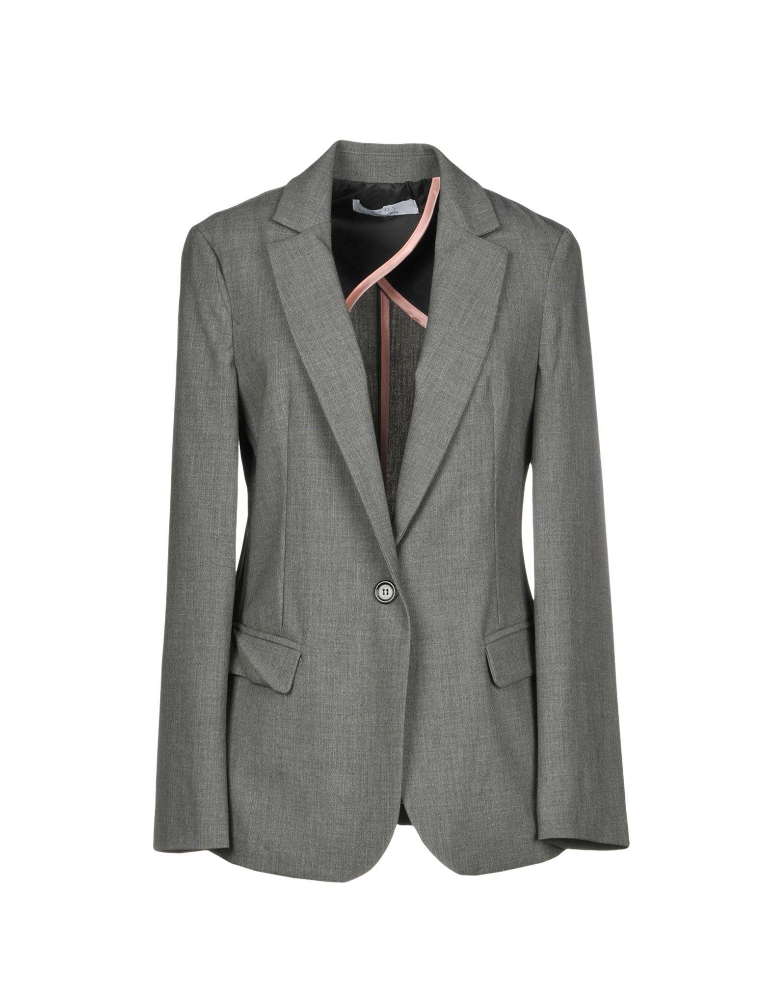 KAOS Пиджак пиджак с застежкой на пуговицы sartorio
