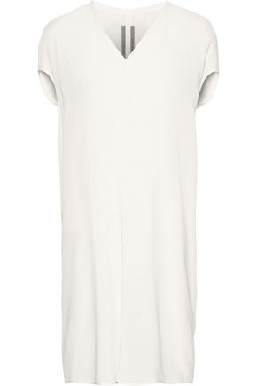 RICK OWENS Wool and silk-blend tunic
