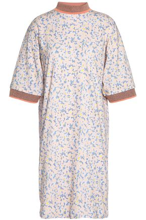 ACNE STUDIOS Printed cotton mini dress