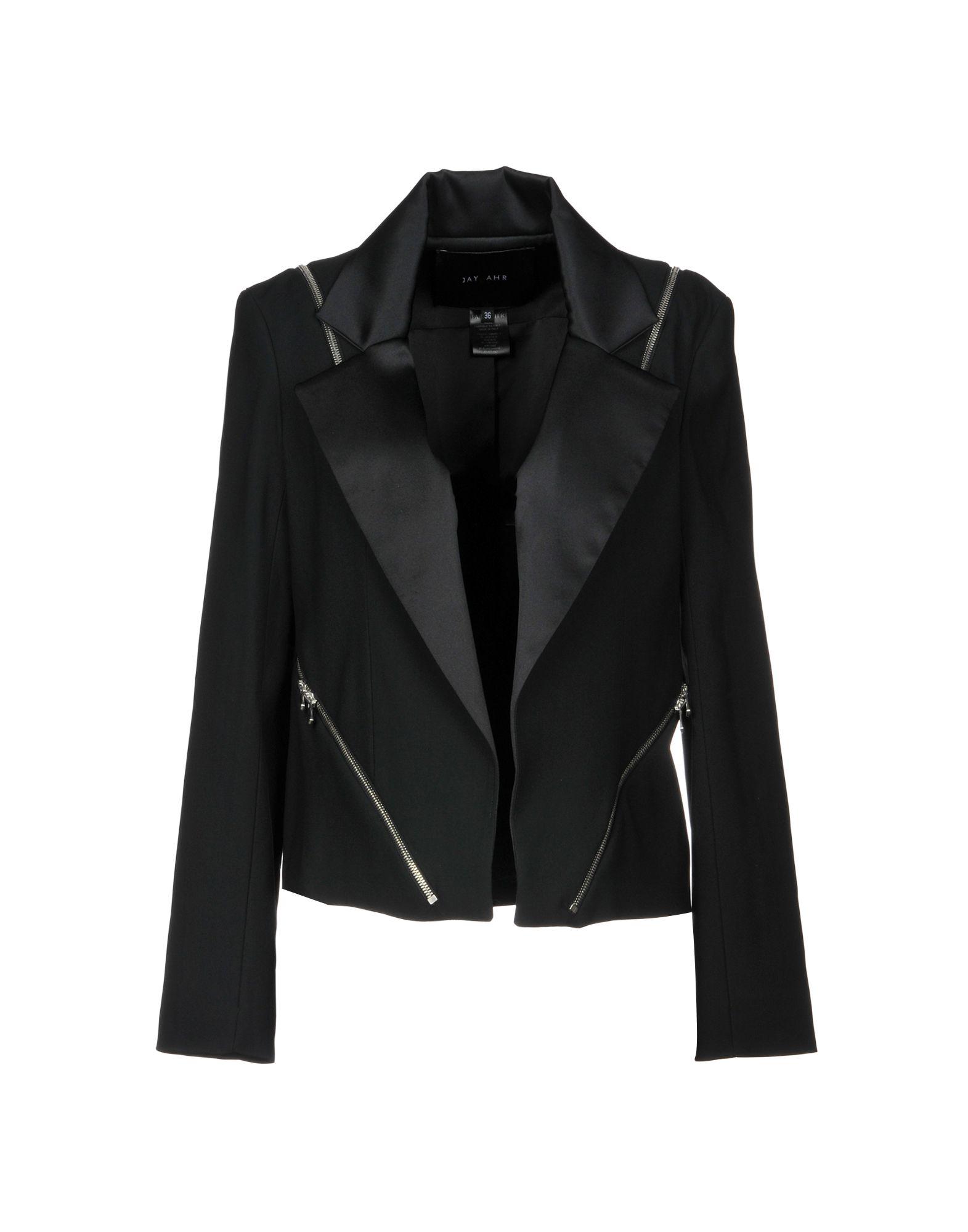 JAY AHR Blazer in Black