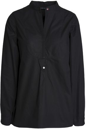 ANTIK BATIK Cotton-poplin shirt