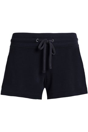 JAMES PERSE Cotton-terry shorts