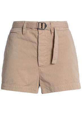 JAMES PERSE Cotton-gabardine shorts