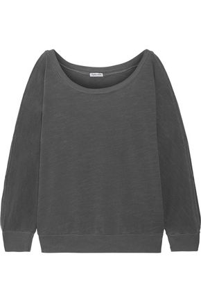 SPLENDID Cotton-jersey sweatshirt