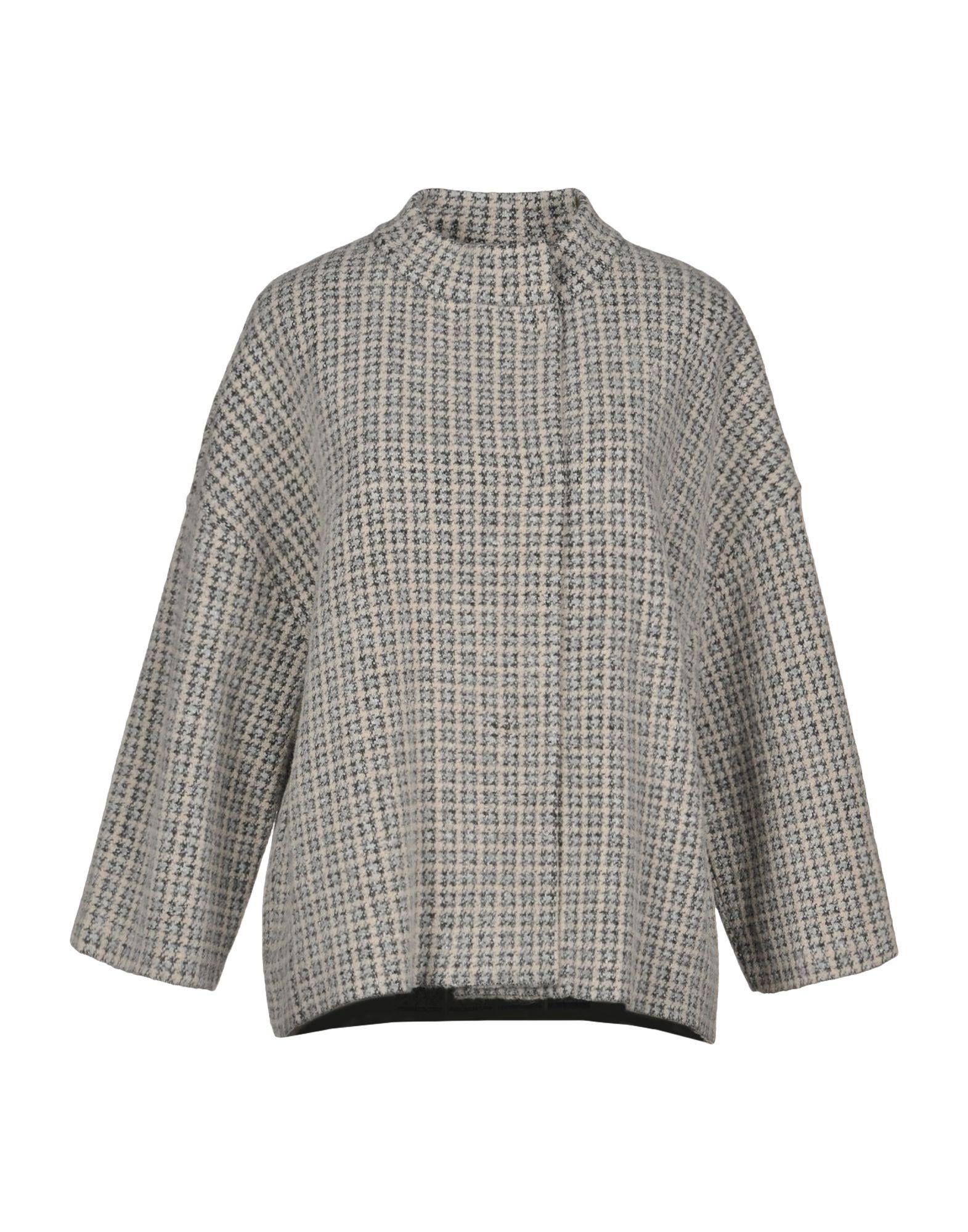 ANNECLAIRE Blazer in Light Grey