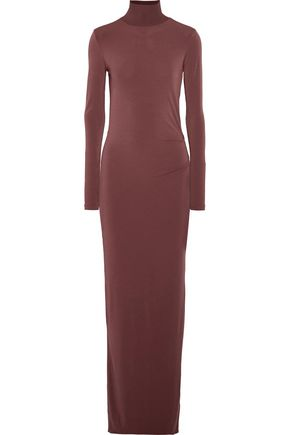 BY MALENE BIRGER Open-back knotted maxi dress