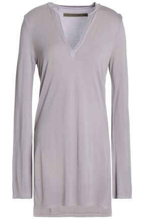 ENZA COSTA Jersey tunic