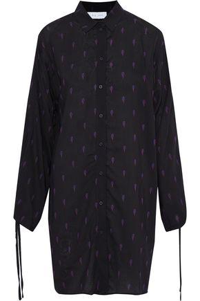 IRO Desmith printed voile shirt dress