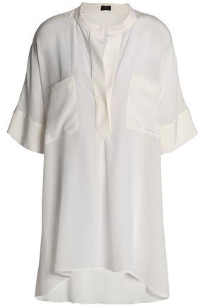 JOSEPH Silk crepe de chine tunic