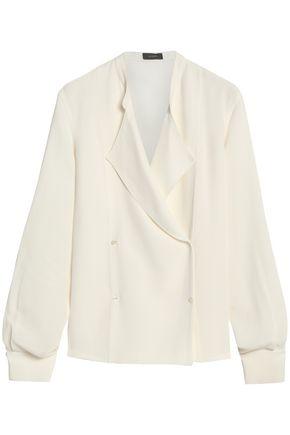 JOSEPH Silk crepe de chine blouse