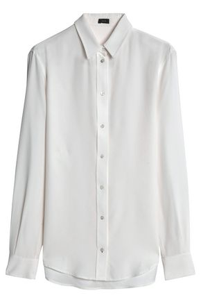 Silk Shirt by Joseph
