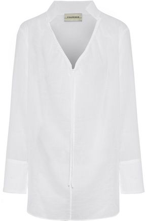 BY MALENE BIRGER Sollya cotton-voile tunic