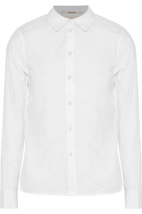 J BRAND Valeria cotton-blend poplin shirt