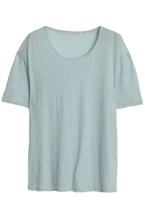 Slub Cotton And Modal Blend Jersey T Shirt by James Perse