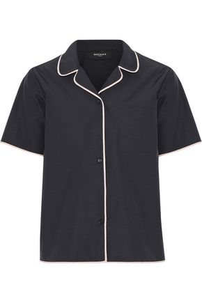 ROCHAS Cotton-blend shell shirt