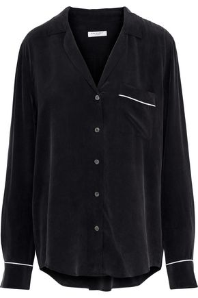 EQUIPMENT Kiera washed-silk shirt