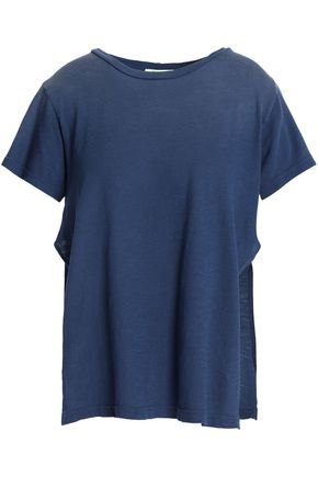 LNA Cotton-jersey T-shirt