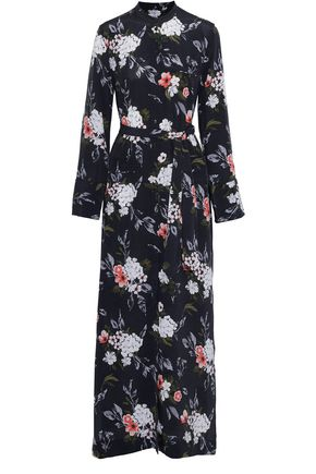 EQUIPMENT Britten floral-print washed-silk maxi dress