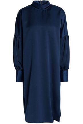 BY MALENE BIRGER Cutout satin dress