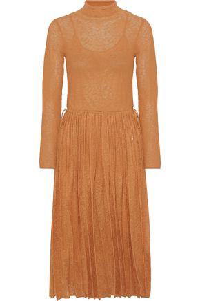 M MISSONI Crochet cotton-blend dress