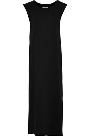 CURRENT/ELLIOTT The Delphi cotton-jersey maxi dress