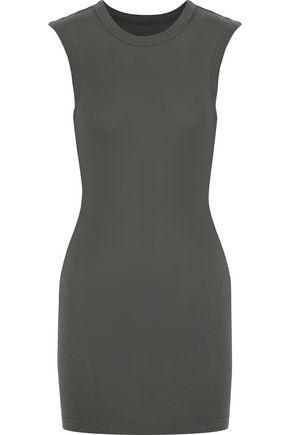 ENZA COSTA Cotton-jersey mini dress